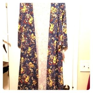 NWT Lularoe Sarah cardigan size XS